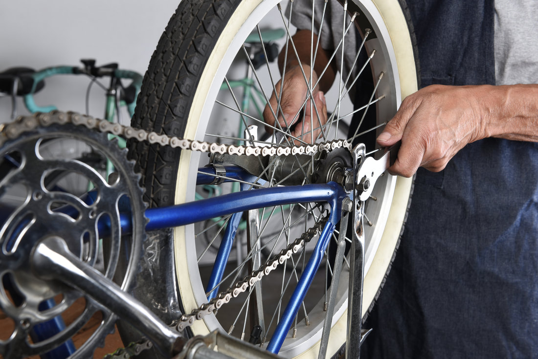 full and comprehensive bike services